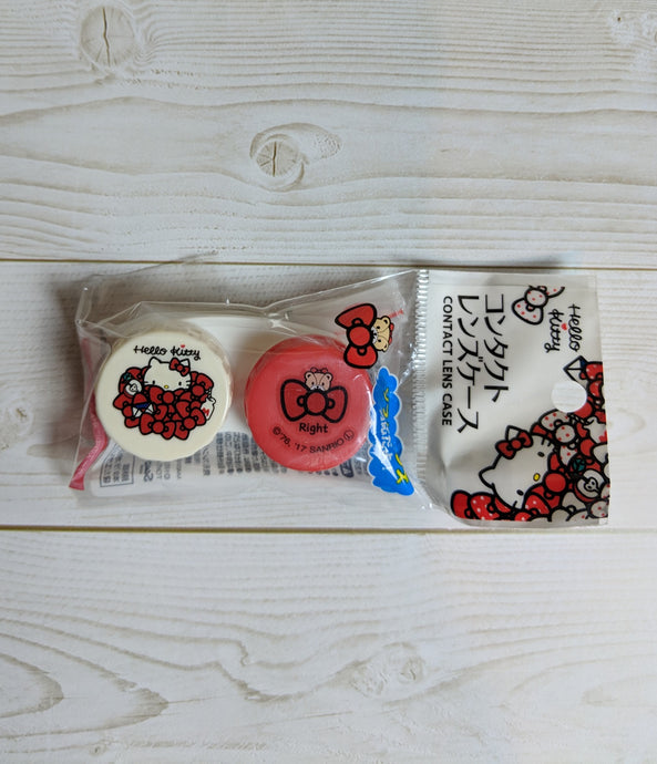 Hello Kitty Contacts Case  B