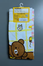 Load image into Gallery viewer, Rilakkuma Hand Towel A
