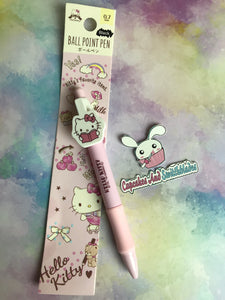 Hello Kitty Black Ball Point Pen