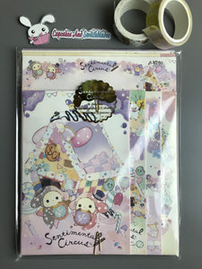 Sentimental Circus Letter Set
