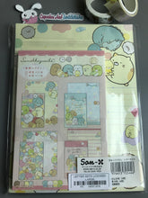 Load image into Gallery viewer, Sumikkogurashi Littlie Buddies Letter Set