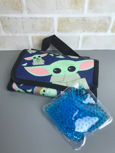 Baby Yoda Lunch Bag - The Child The Mandalorian