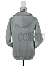 Load image into Gallery viewer, Side Zipper Pull Over Hoodie
