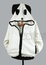 Load image into Gallery viewer, Fluffy Panda Jacket