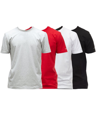 Smoke Rise Essential Tee 4-PACK - Smoke Rise Varsity Jacket