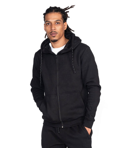Everyday Fleece Hoodie - Smoke Rise Varsity Jacket