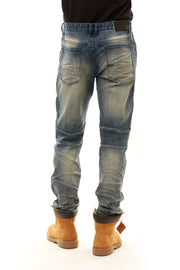 FASHION DENIM JEANS - Smoke Rise Denim