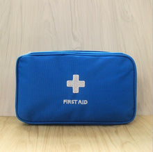 Load image into Gallery viewer, First Aid Kit For Camping , Survival Handbag Emergency Medical Travel Kit.