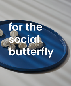 For the social butterfly