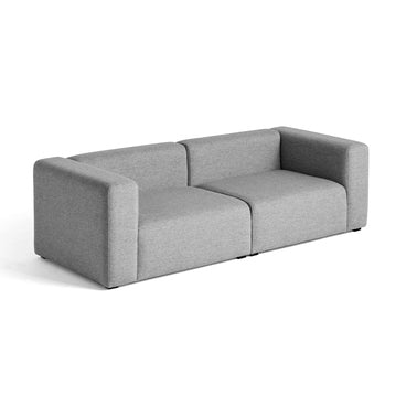 Designed with maximum comfort and minimum details, Mags Sofa combines a tight expression with deep seats to create an elegant lounge sofa that has become a HAY classic. With a wide assortment of modular units and variety of upholstery options, Mags offers numerous customisation possibilities, making it a versatile choice for diverse domestic and corporate contexts.