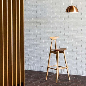 Wohlert Bar Chair