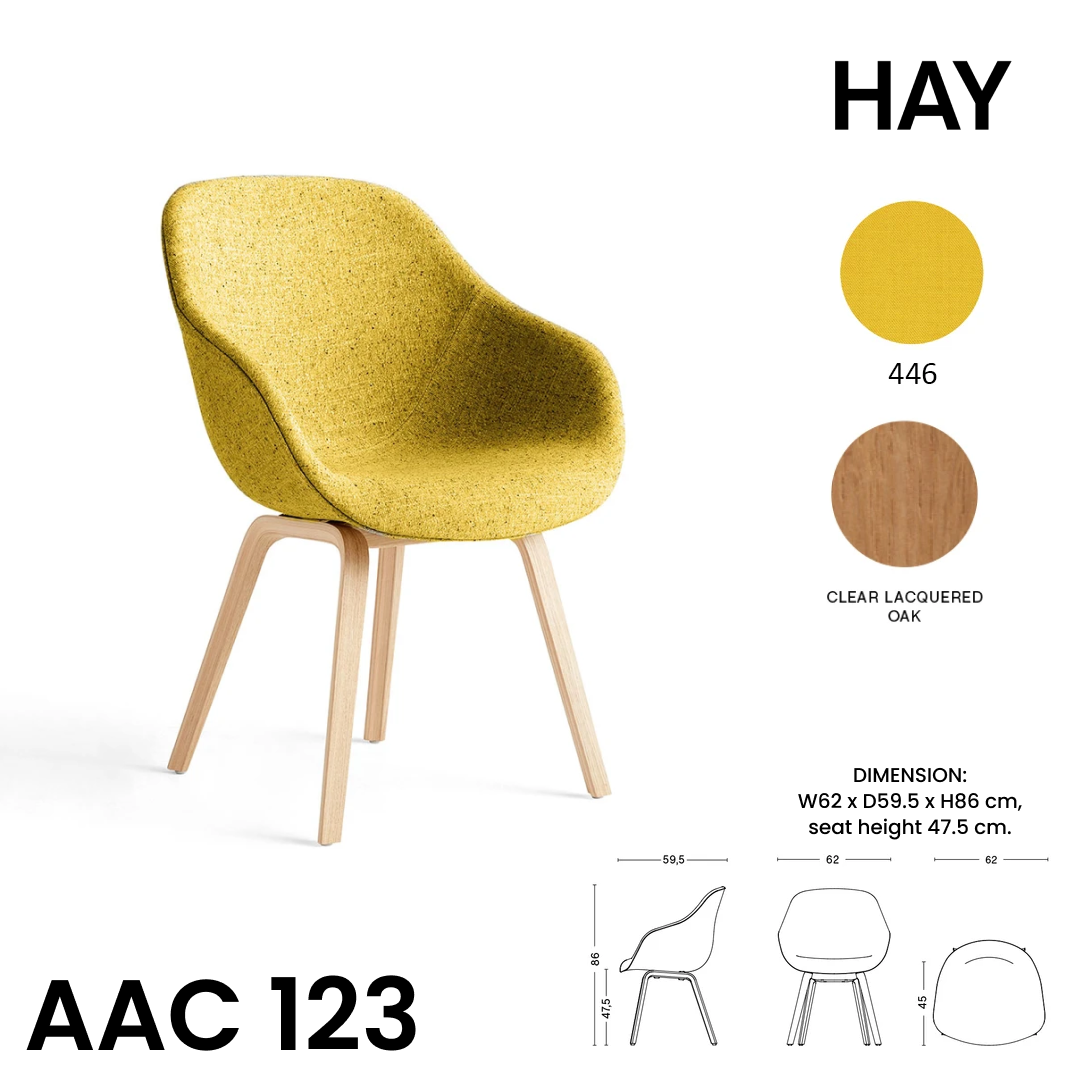 About A Chair / AAC 123