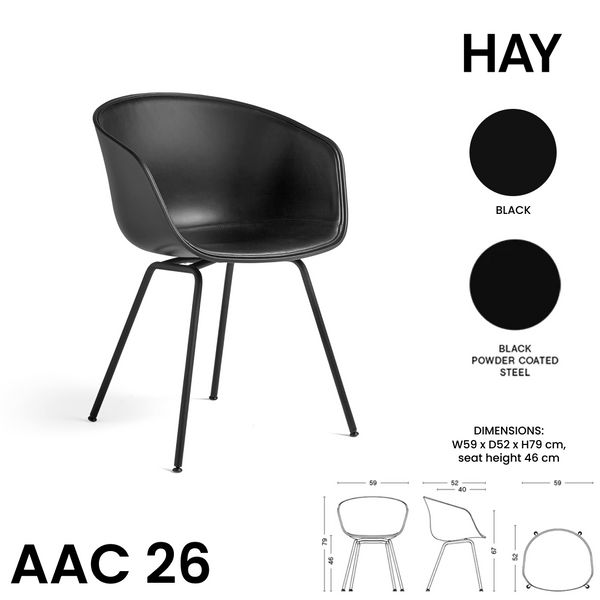 About A Chair / AAC 26