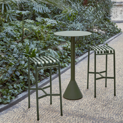 Palissade Cone High Table