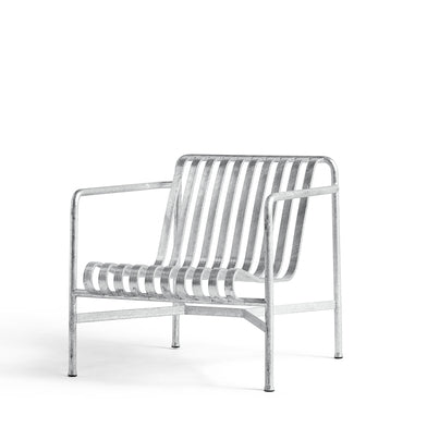 Palissade Lounge Chair Low Hot Galvanized (PRE-ORDER)