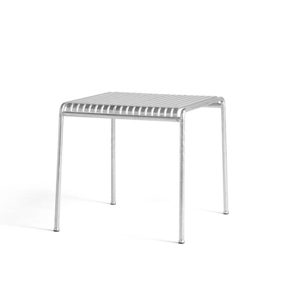 Palissade Table Hot Galvanized (PRE-ORDER)