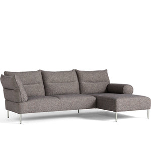 Pandarine 3 Seater Chaise Lounge with Mixed Armrests (PRE-ORDER)