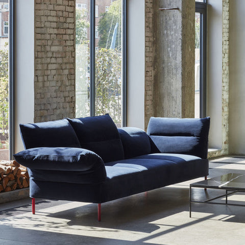 Pandarine 3 seater w reclining armrest (NEW ARRIVAL)