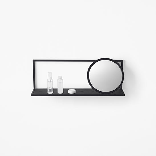 Frame Wall Mirror Small With Board (PRE-ORDER)
