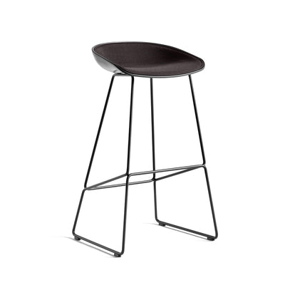 About A Stool / AAS 38 With Front Upholstery