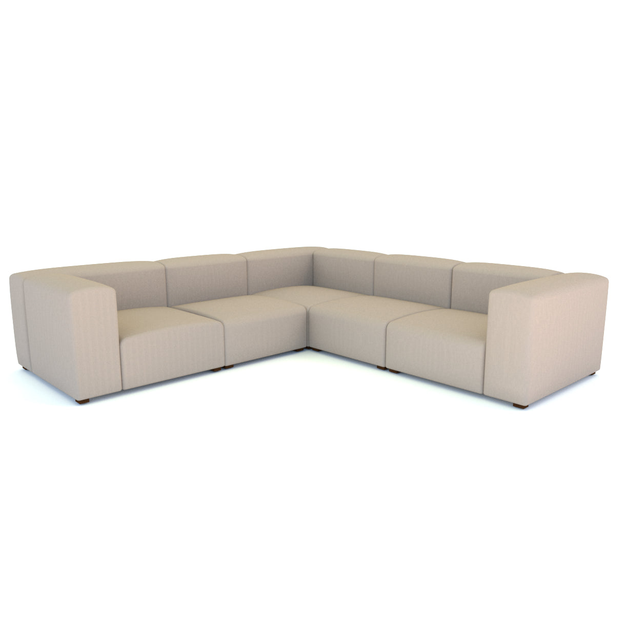 Mags Soft Corner Combination 1 Sofa (PRE-ORDER)