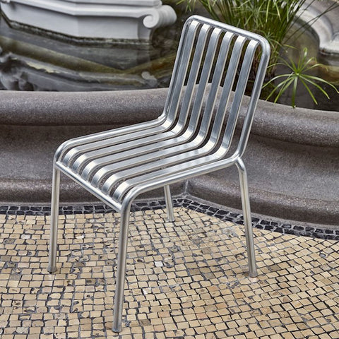 Palissade Chair Hot Galvanized (PRE-ORDER)