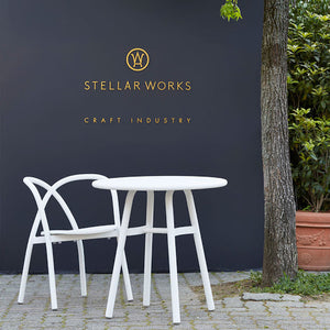 Ming Aluminium Chair Outdoor (PRE-ORDER)