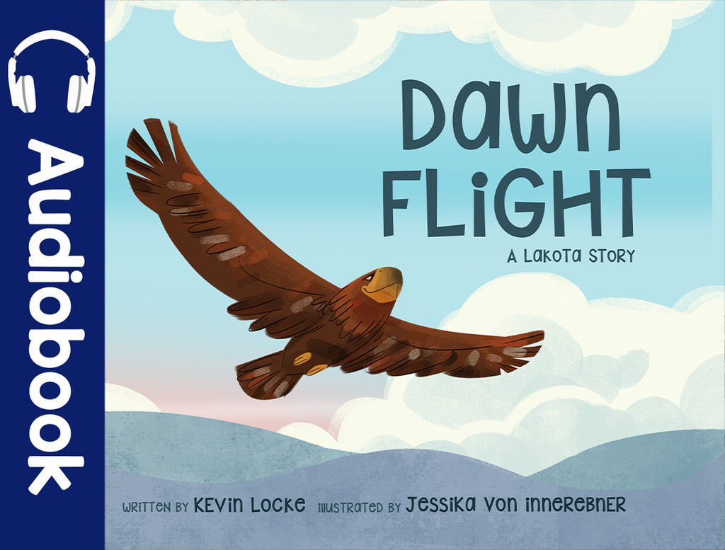 Dawn Flight: A Lakota Story Audiobook