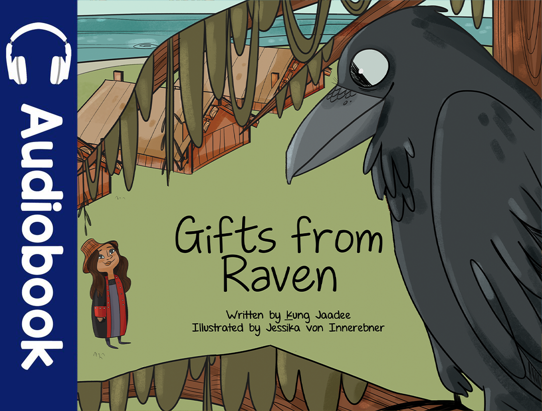 Gifts From Raven Audiobook