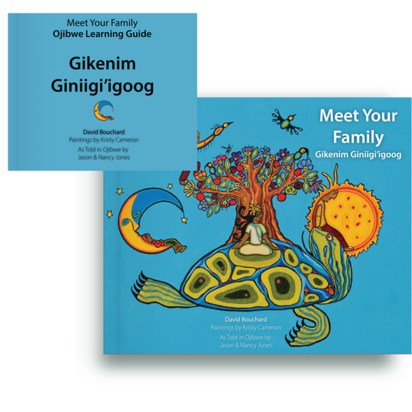 Meet Your Family / Gikenim Giniigi'igoog - package with lesson plan and poster (pre-order)
