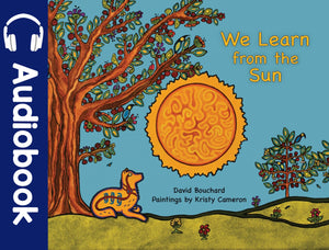 We Learn from the Sun Audiobook - Medicine Wheel Education - Bookstore