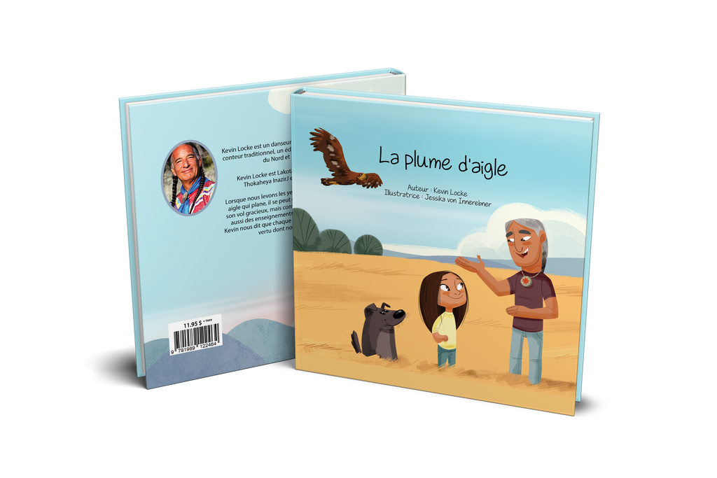 La Plume D'aigle (Pre-order) - Medicine Wheel Education - Bookstore