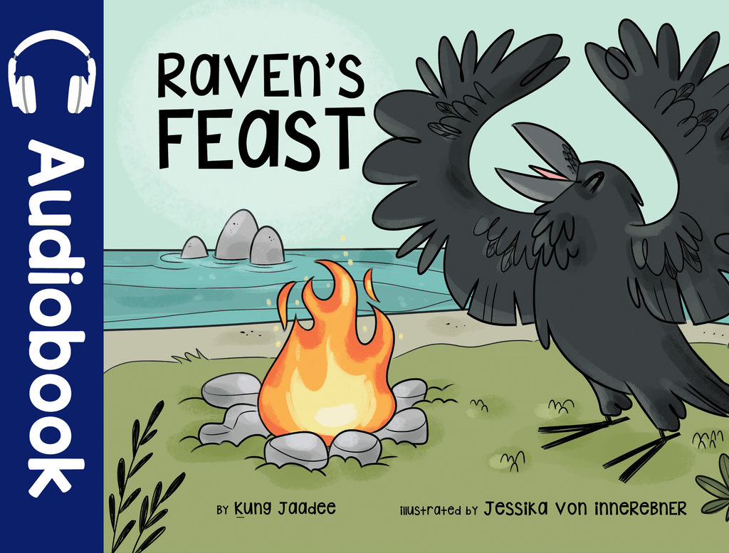 RAVEN'S FEAST AUDIOBOOK - Medicine Wheel Education - Bookstore