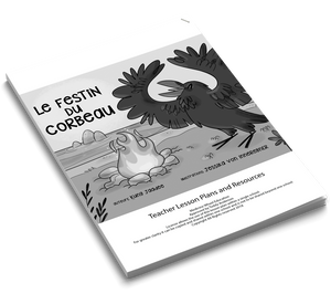 Lesson Plans (French) - Raven's Feast