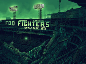 Foo Fighters by Daniel Danger