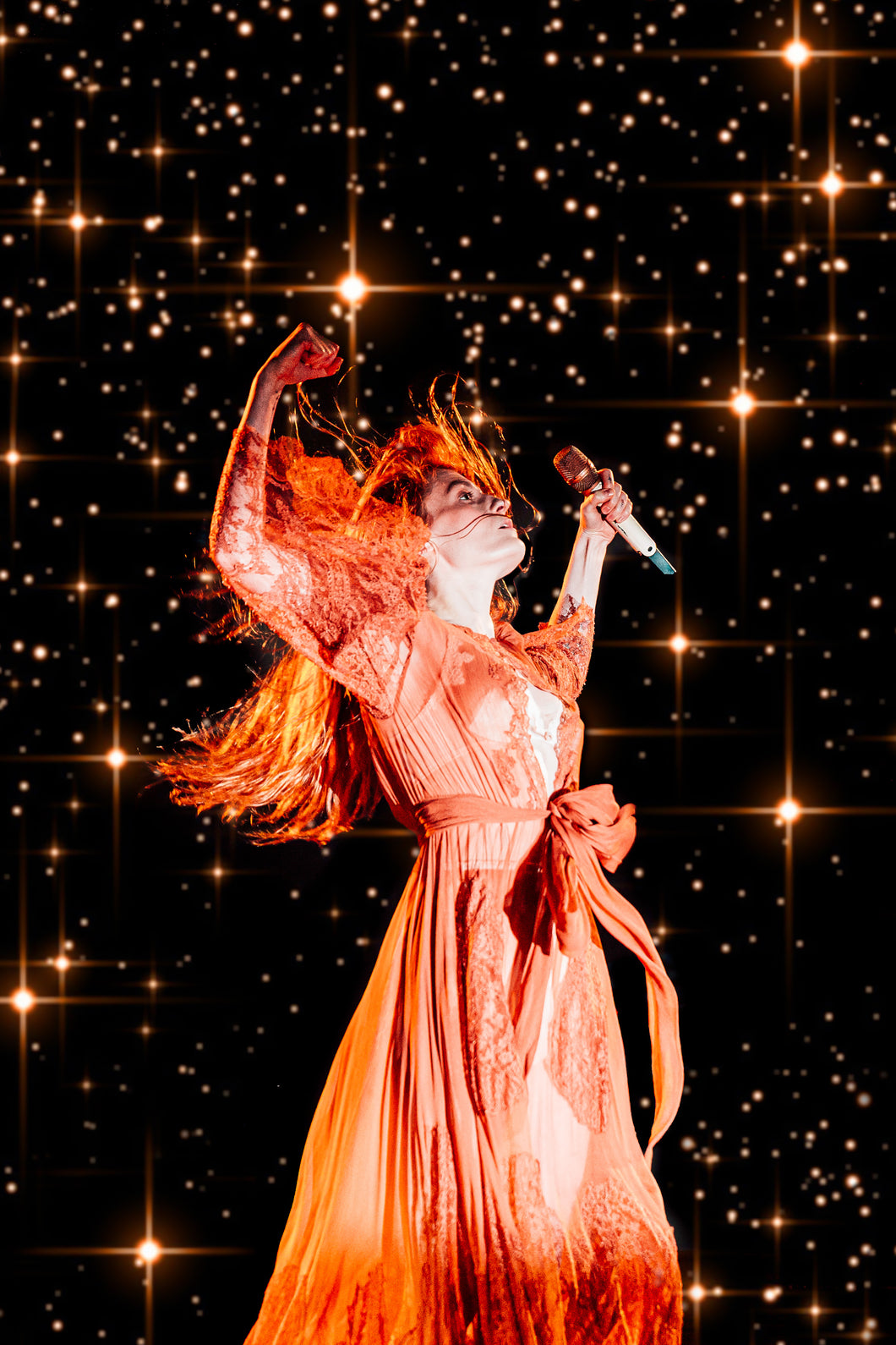 Florence and the Machine by Ruby Boland