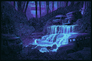 """Let it be known there is a fountain"" (Grateful Dead) by Daniel Danger"