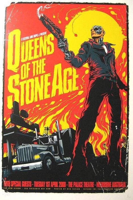 Queens of the Stone Age by Ken Taylor