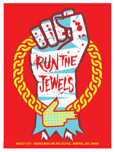 Run The Jewels by Dan Stiles