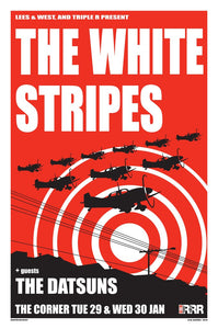 The White Stripes by Scott Ritchie