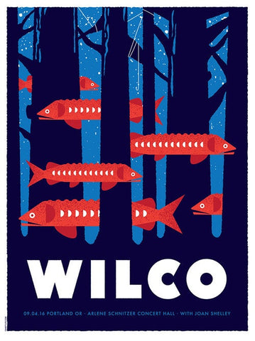 Wilco by Dan Stiles