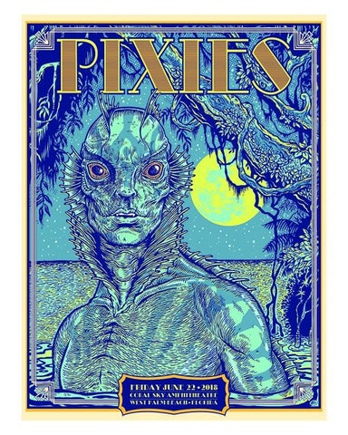 Pixies by Ben Brown (Foil Version)