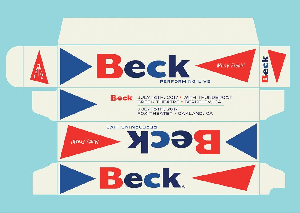Beck by Kii Arens