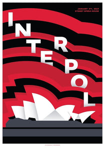 Interpol by Gus Morainslie