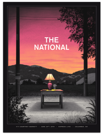 The National by Nicholas Moegly