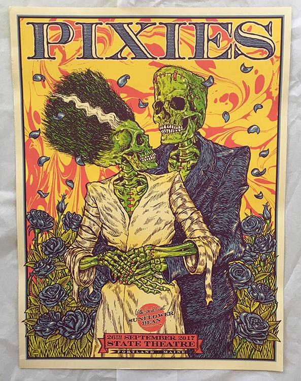 Pixies by Ben Brown