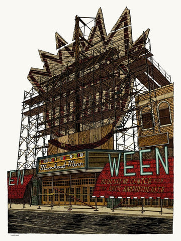 Ween by Dan Black