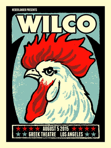 Wilco by Xray
