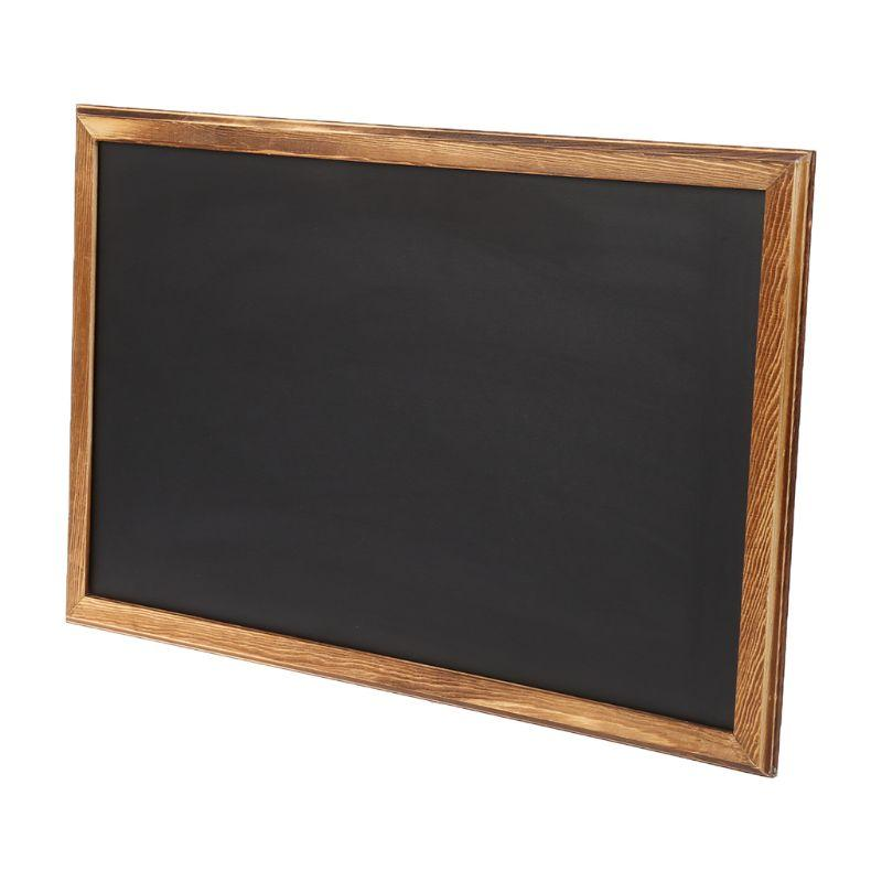Wooden Message Blackboard