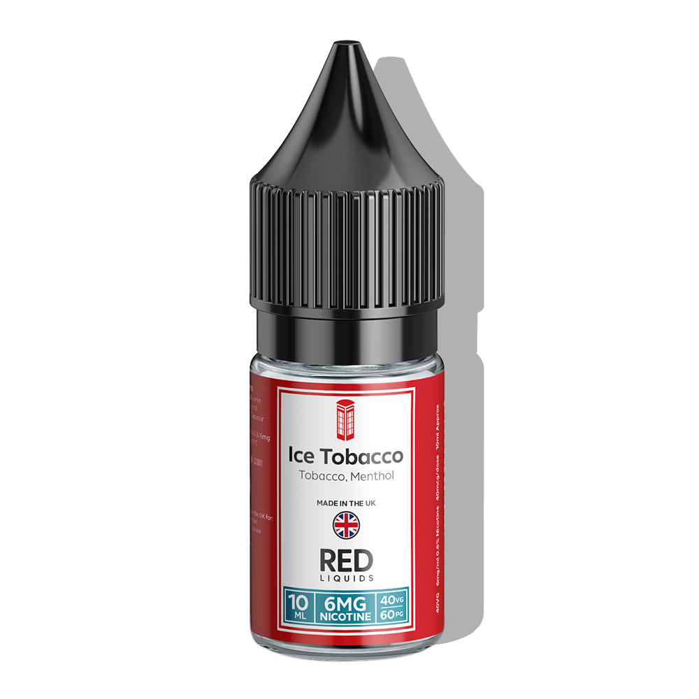 RED Liquids - Ice Tobacco